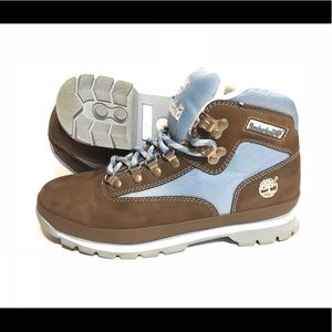 Timberland Shoes - Timberland Hiking Hiker Boots Brown Women's Sz 9.5